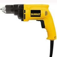 "DEWALT Heavy Duty 3/8"" VSR Drill w/Keyless Chuck (DW222)"