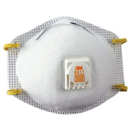 3M Particulate Respirators N95, 10/BOX (8511)