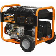 Generac Portable Generator GP7500E (Model # 5943)
