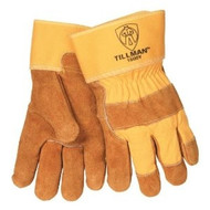 Tillman Cowhide Canvas Work Gloves (1500-Y)