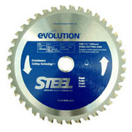 "Evolution 7-1/4"" Steel Cutting Blade (185BLADEST)"