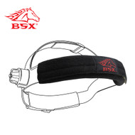 Black Stallion BSX Helmet Sweatbands, 2 Pack (BC5SB-BK)