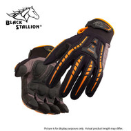 Revco ToolHandz Anti-Vibration Synthetic Leather Mechanic's Gloves (GX100)