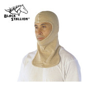 Black Stallion PBI™ Blend Knit Sock Hood with Neck Flaps (PRH300)