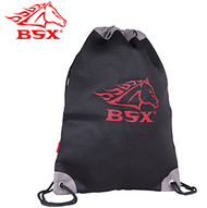 Black Stallion Black Helmet Utility Bag (GB200)