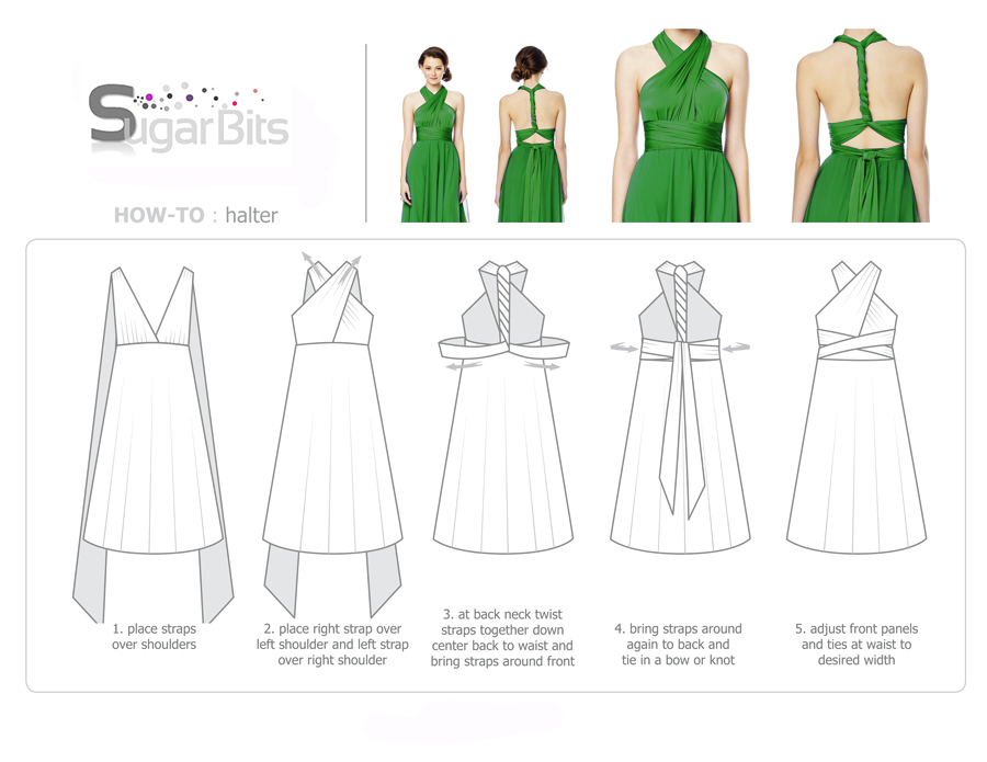 Convertible Dress Style Guide