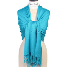 Super Soft Solid Colors Pashmina Shawl / Wrap / Stole