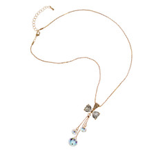 Crystal Rhinestone Necklace