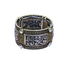 Antique Pattern Bracelet
