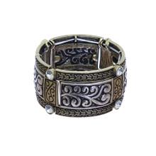 Antique Pattern Bracelet