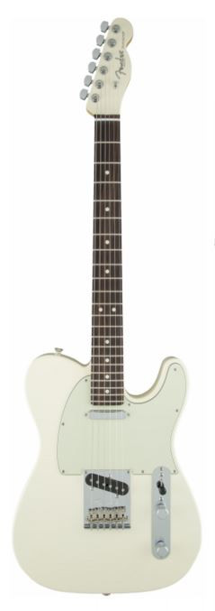 American standard telecaster vintage white are some