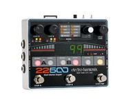 Electro-Harmonix 22500 LOOPER Dual Stereo Looper  9.6DC-500 PSU included