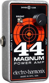 Electro-Harmonix 44 MAGNUM  44 watt power amp 24DC-3000 PSU included