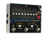 Electro-Harmonix 8-STEP PROGRAM Analog Expression/CV Sequencer  9.6DC-200 PSU included