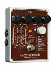 Electro-Harmonix C9  Organ Machine 9.6DC-200 PSU included