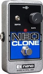 Electro-Harmonix SMALL CLONE Analog Chorus  Battery included, 9DC-100 PSU optional