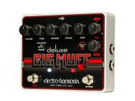 Electro-Harmonix DELUXE BIG MUFF Deluxe Distortion/Sustainer  9.6DC-200 PSU optional