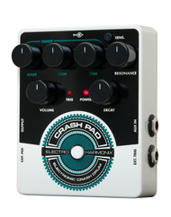 Electro-Harmonix NEW CRASH PAD Analog Drum Synth, 9.6DC-200 PSU Included