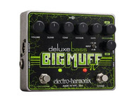Electro-Harmonix DELUXE BASS BIG MUFF PI Distortion/Sustainer  Battery Inc, 9.6DC-200 PSU optional