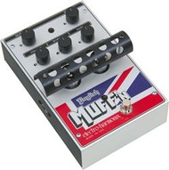 Electro-Harmonix ENGLISH MUFF'N Tube Distortion/Preamp  12AC-1000 PSU included