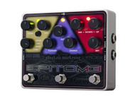 Electro-Harmonix EPITOME Multi-effects pedal: Micro POG, Stereo Electric Mistress, Holy Grail Plus  9.6DC-200 PSU Included