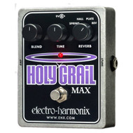 Electro-Harmonix HOLY GRAIL MAX Variable reverb plus  9.6DC-200 PSU included