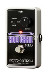 Electro-Harmonix HOLY GRAIL NEO  Reverb  9.6DC-200 PSU included