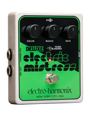 Electro-Harmonix DELUXE ELECTRIC MISTRESS XO  Analog Flanger 9.6DC-200 PSU included