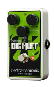 Electro-Harmonix NANO BASS BIG MUFF PI Distortion/Sustainer