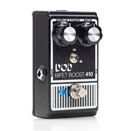 Digitech DOD410-14 Bifet Boost w/ Buffer on/off