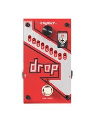 Digitech DROP Polyphonic drop tune pitch shift pedal