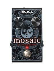 Digitech MOSAIC Polyphonic 12 string effect pedal