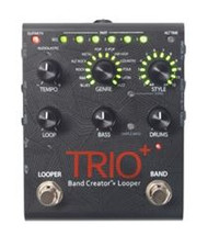 Digitech TRIOPLUS Digitech Band creator pedal  with looping