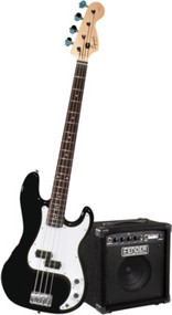 Fender Squier START PLYNG Precision BASS RUMBLE 15 BLK 120V