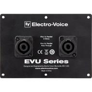 Electro-Voice Dual NL4 Con Cover Plate EVU