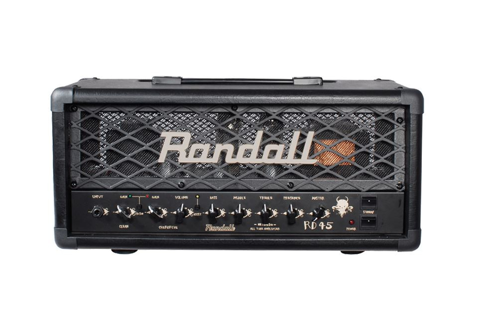 Randall RD45H Diavlo Guitar Amplifier Head (45 Watts)