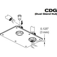 Electro-Voice CDG Kit Accessory DG Nut Cover