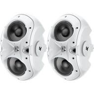 "Electro-Voice Dual 4"" 2-Way SM Speaker W (2)"