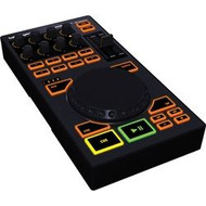 "Behringer MIDI Module with 4"" Touch-Sensitive Platter, Deck Switching and Effects Control"
