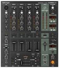 Behringer 5-Channel DJ Mixer,h infinium VCA Crossfader, Advanced Digital Effects, USB