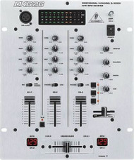 Behringer Professional 3-Channel DJ Mixer with BPM Counter and VCA Control