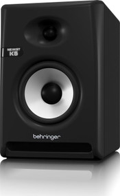"Behringer Bi-Amped 5"" Studio Monitor with Advanced Waveguide Technology"