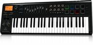 Behringer      49-Key USB/MIDI Master Controller Keyboard with Motorized Faders and Touch-Sensitive Pads