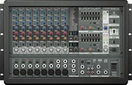 Behringer 1600-Watt 10-Channel Powered Mixer, Dual Multi-FX Processor and FBQ