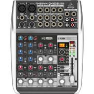Behringer Premium 10-Input 2-Bus Mixer, KLARK TEKNIK Multi-FX Processor