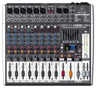 Behringer Premium 16-Input 2/2-Bus Mixer, KLARK TEKNIK Multi-FX Processor
