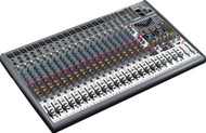 Behringer 24-Input 4-Bus Studio/Live Mixer, Dual Multi-FX Processor