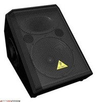 "Behringer 800-Watt Floor Monitor with 12"" Woofer and 1.75"" Titanium Compr. Driver"