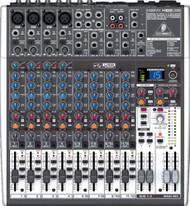 Behringer Premium 16-Input 2/2-Bus Mixer, 24-Bit Multi-FX Processor
