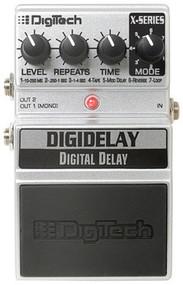 Digitech XDD 4 second Digital Delay Guitar pedal